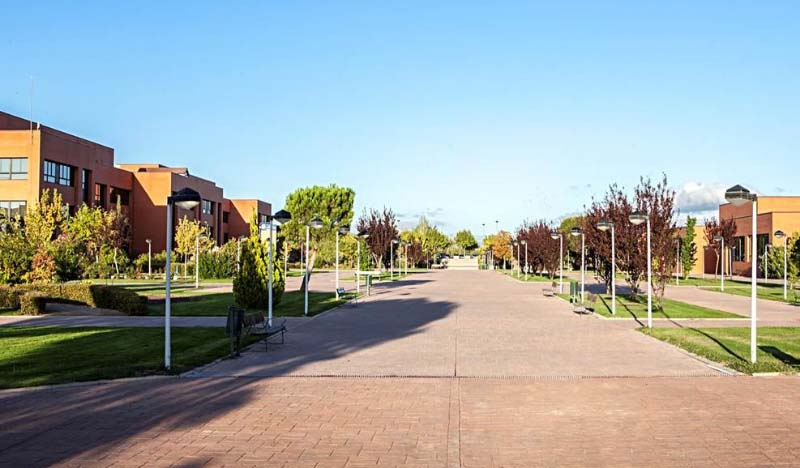 foto campus uax