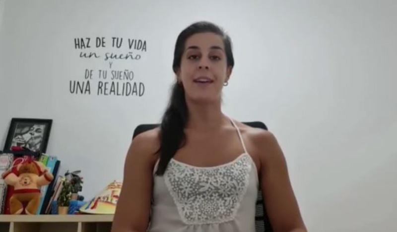 Carolina Marín alumna UAX