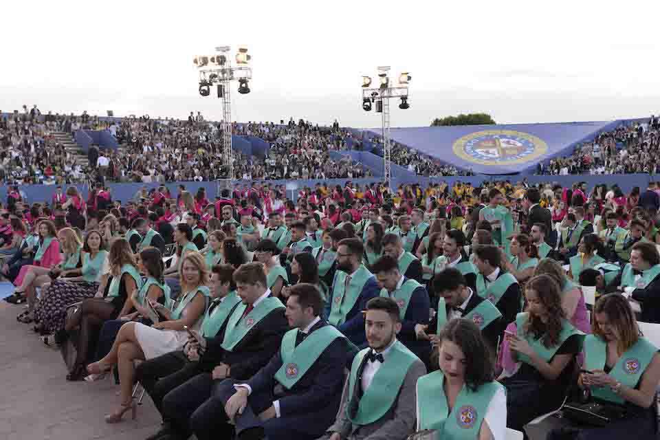 Actos de graduación - Universidad Alfonso X el Sabio