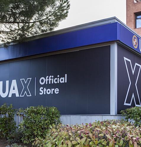 lona silencio Musgo  Tienda adidas y UAX - UAX