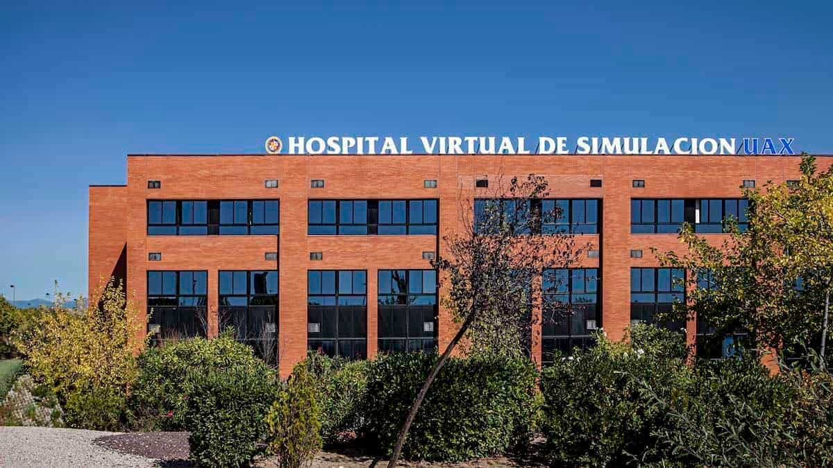 Hospital Virtual de Simulación - Universidad Alfonso X el Sabio